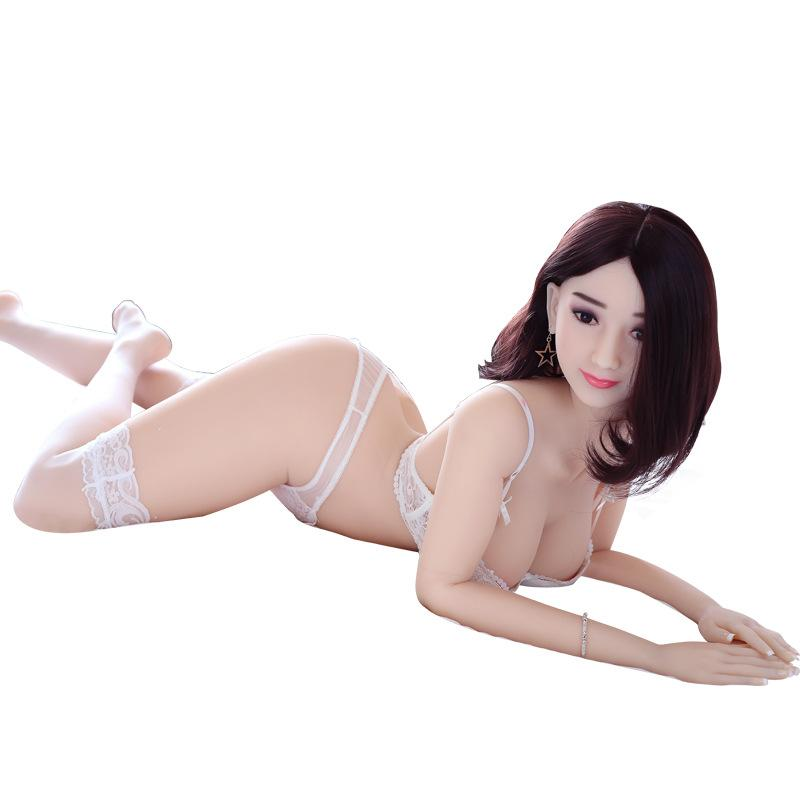 Moreshine Asian Style Big Breast Adults Sex Toy TPE Material Sexy Japan xxx Sex  Doll