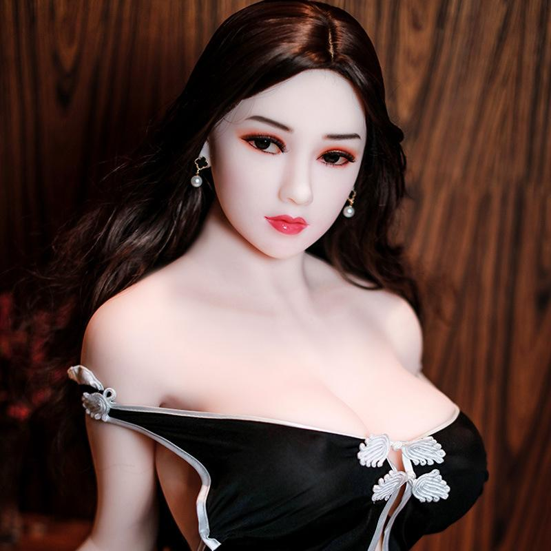 Skeleton Real Silicone Sex Dolls  Anime Japanese Love Dolls for Adults Vagina Real Pussy Sex Toy
