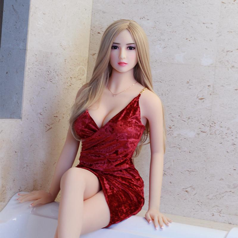 Europe USA Real Sex Love Doll Adult Sexy Top Quality TPE Sex Doll for Male Masturbation