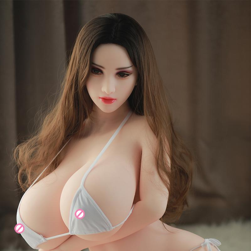 Most Popular Huge Boobs Big Breast Real Solid Silicone Love Sex Doll