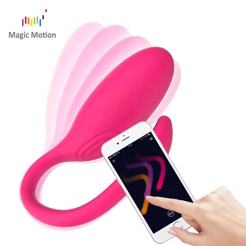 Magic Motion Flamingo adult new sex toys remote control vibrator for woman